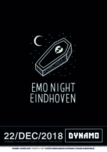flyer Emo Night