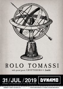 Rolo Tomassi flyer