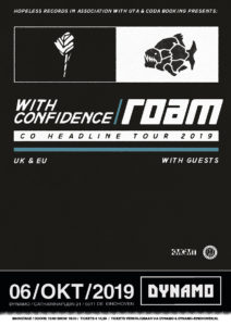 Poster Roam With Confidence