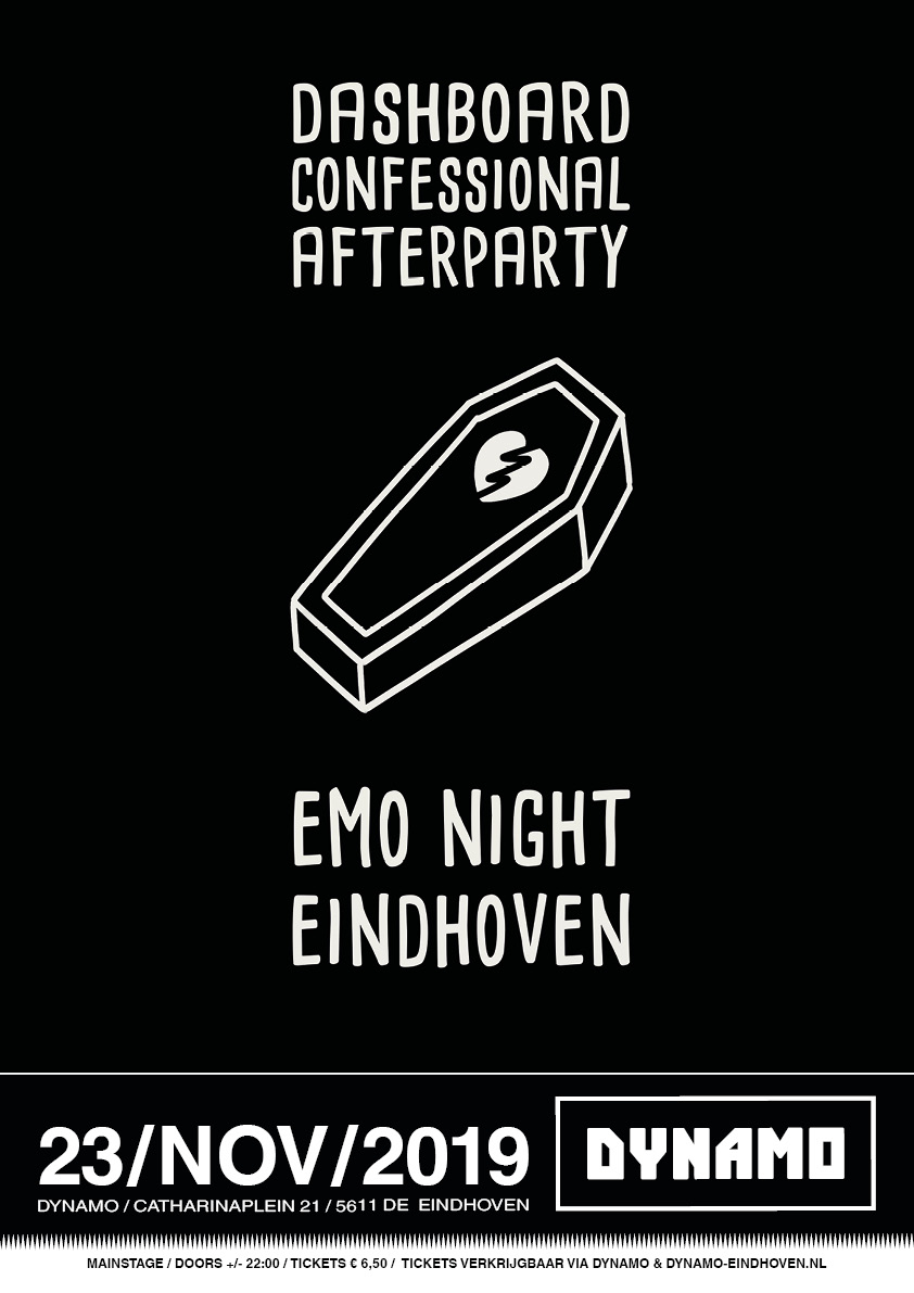 Emo Night #3 flyer