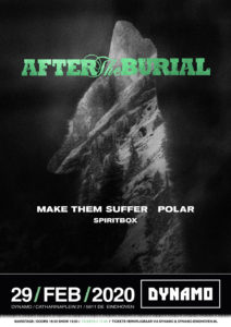 Poster After the burial