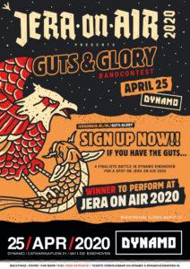 Guts & Glory flyer