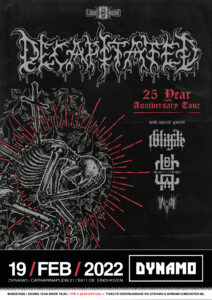 Decapitated flyer